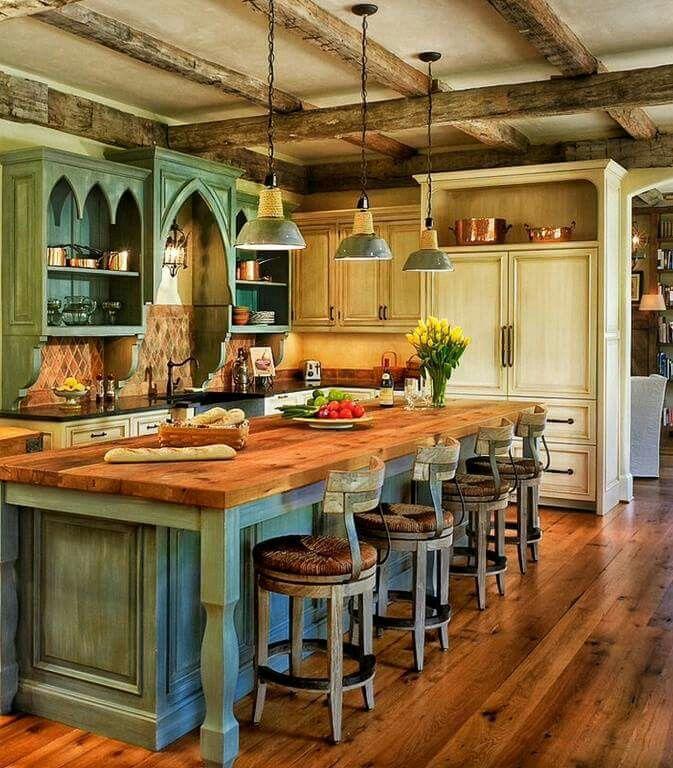 Best 25+ Bohemian Kitchen Ideas On Pinterest