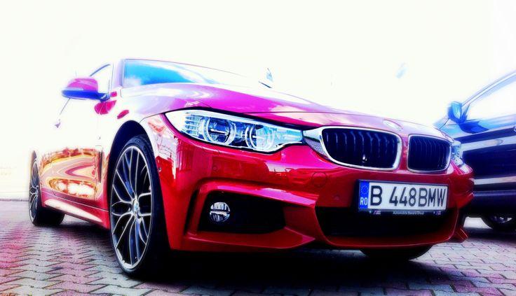 BMW M(agic)... 335i M Performance... In Brasov, Romania