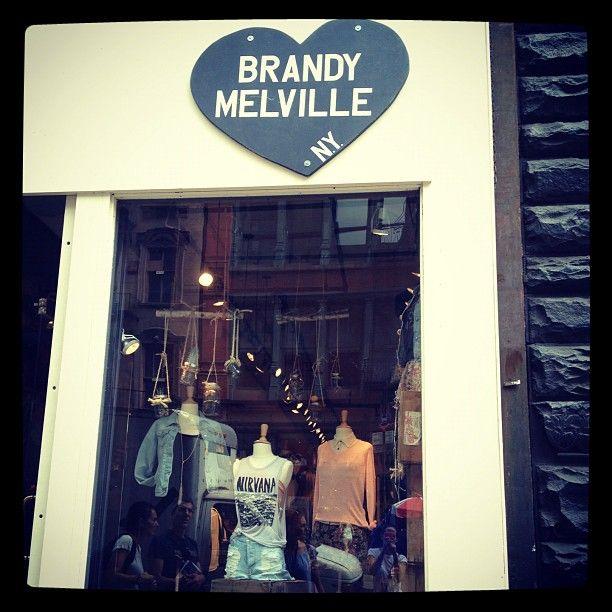 Brandy Melville in New York, NY