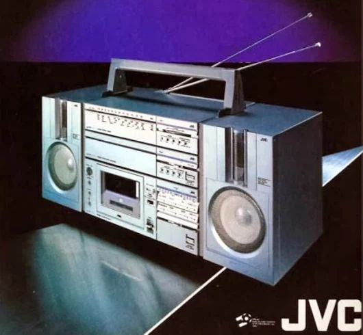 JVC PC-5 1980