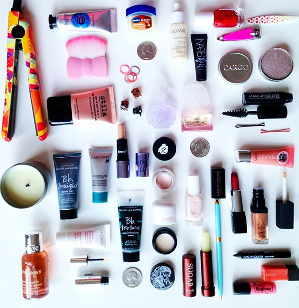 Korean makeup bag essentials