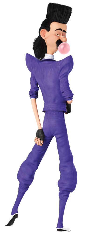 Balthazar Bratt is the main antagonist of Illumination's 8th animated feature Despicable Me 3. He is a former child star turned supervillain and the arch-enemy of Felonious Gru. He was voiced by Trey Parker, who is best known for voicing half the characters of South Park, including Eric Cartman, Stan and Randy Marsh, Scott Tenorman and Mr. Garrison, as well as voicing Kim Jong-il in Team America: World Police.