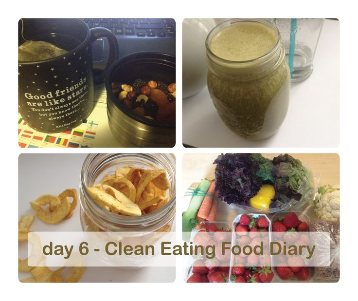 day 6 Clean Eating