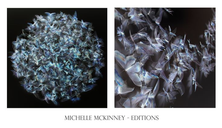 Ghost Editions now available at www.michellemckinney.co.uk