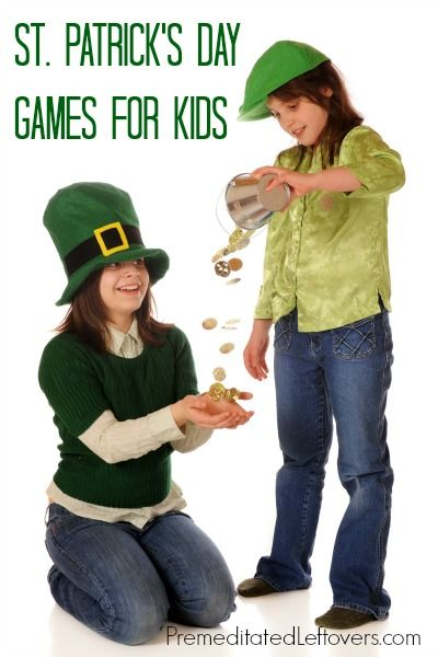 St. Patrick's Day Games for Kids