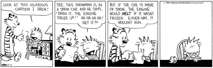 Calvin & Hobbes 2-11-15
