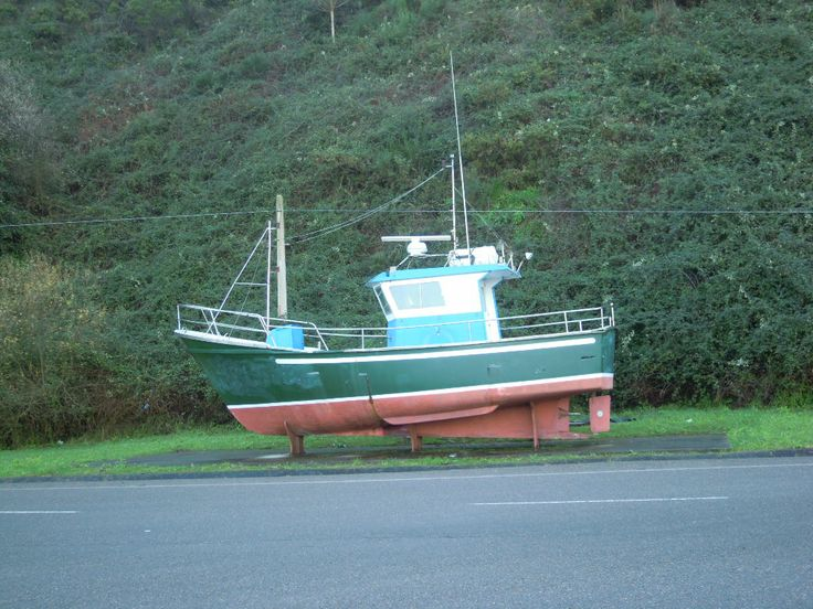 Barco. Cudillero. Asturias