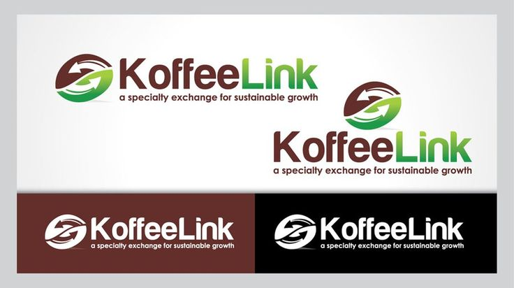 Logo for a specialty coffee exchange by white8