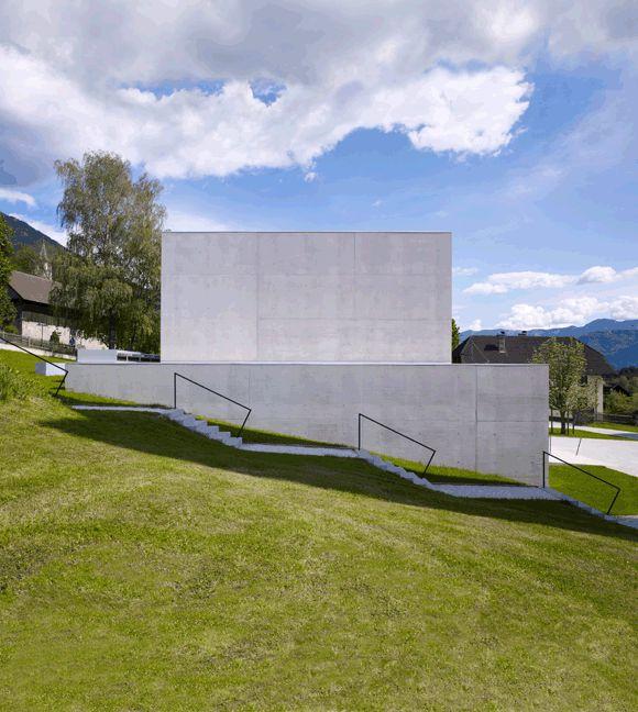 Marte.Marte Architekten: Evangelisches Kulturzentrum, Fresach, Kärnten – Ein perfektes Ensemble | architektur.aktuell