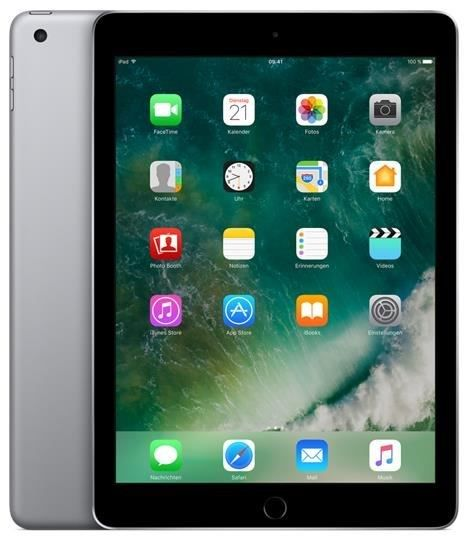 Apple iPad 9.7 Wi-Fi Generation 2017 32GB iOS space grau  https://shara.li/c/dRf8bgv7ej