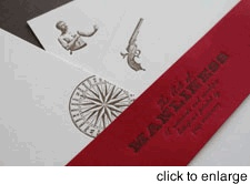 Art of Manliness Stationery