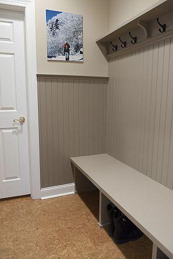 Kitchen, Mud Room & Laundry Room