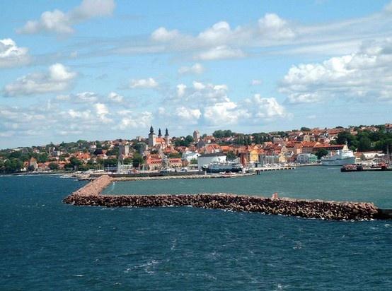 Visby Harbour, Gotland, #Sweden