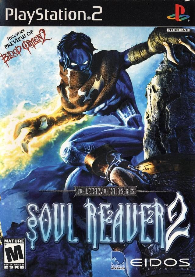 Soul Reaver 2 (Sony PlayStation 2, 2001)