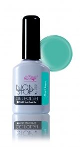 Vernis Semi-Permanent Mint Green 10ml #vernissemipermanent #vernispermanent #geluv #geluvdiscount #ongles #nail #nailart #fauxongles #onglesparfaits #manucure #gelpolish
