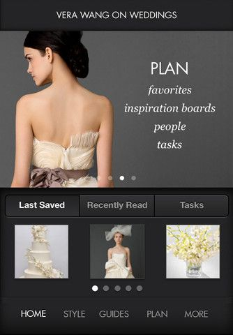 Vera Wang helps you plan your wedding with her new iPad, iPhone and iPod touch app! This unique resource -- recently named Apple's iPad App of the Week! -- includes Vera's personal style advice, planning expertise, thousands of images and much more.