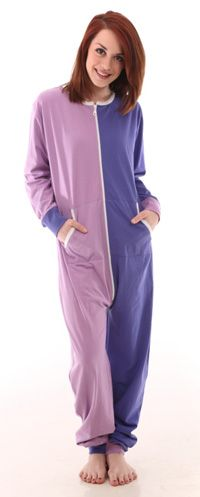 Unhooded Onesie for Adults – Blues Funzee | Funzee