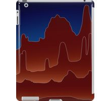 Pinnacles - iPad case