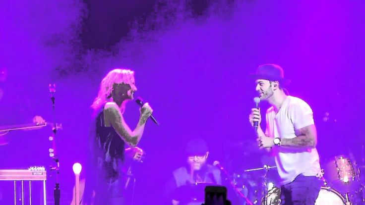 Jennifer Nettles Ryan Kinder Leather and Lace Elkhart IN  2015 - YouTube