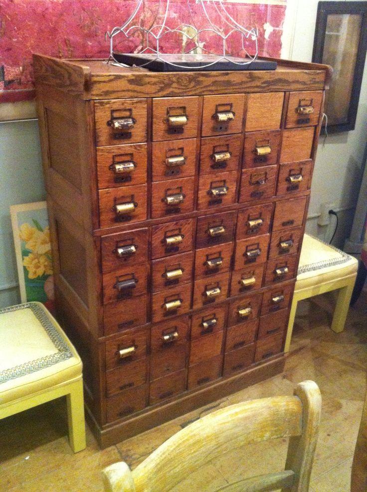 Vintage Multi Drawer Cabinet FINAL