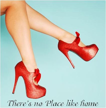 """Hoje fico por casa, vai-me saber tão bem...já dizia a Dorothy do Feiticeiro de Oz  """"There's no place like home"""""""