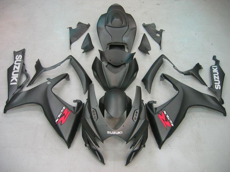 Mad Hornets - Fairings Suzuki GSXR 600 750 Black Matte GSXR Racing  (2006-2007), $528.99 (http://www.madhornets.com/fairings-suzuki-gsxr-600-750-black-matte-gsxr-racing-2006-2007/)