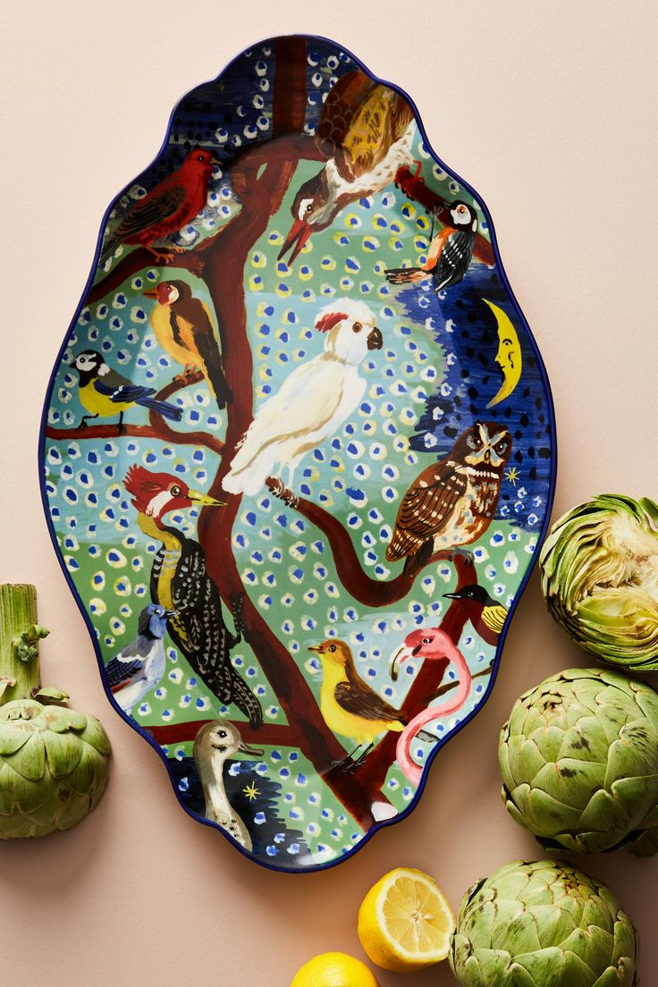 Shop the Oiseau Platter and more Anthropologie at Anthropologie today. Read customer reviews, discover product details and more.