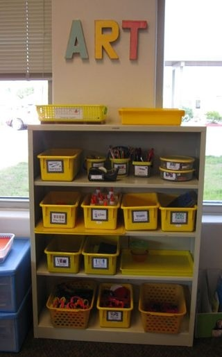 kindergarten classroom organization! life-and-joy
