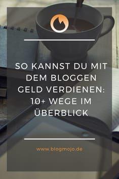 14 Wege, um mit deinem Blog Geld zu verdienen (die auch funktionieren!)
