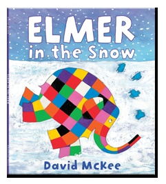 Elmer in the Snow by David McKee published by Andersen Press. Narrated for Me Books by Mike Wozniak.