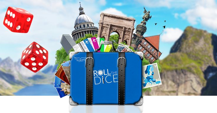 Create your European route and WIN A FREE TRIP!