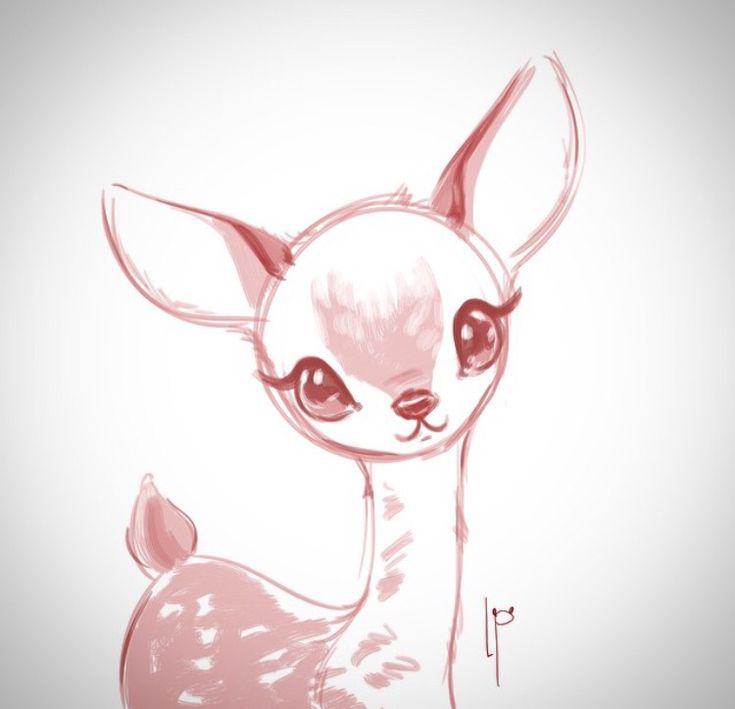 Deer #lindapanda                                                       …