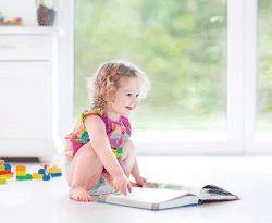 Importância do Livro e da Leitura em Crianças dos 0 aos 3 Anos
