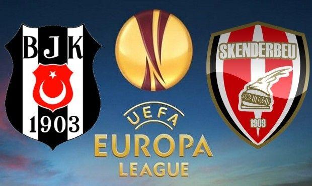 Beşiktaş – Skenderbeu maçı ne zaman saat kaçta hangi kanalda?