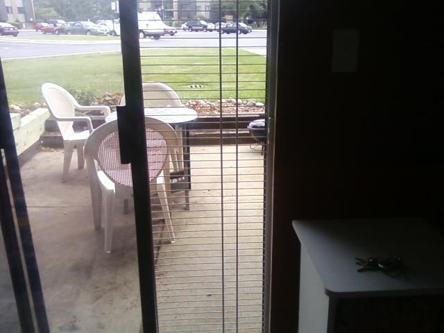 how to make a petproof screen panel for your sliding glass door great idea