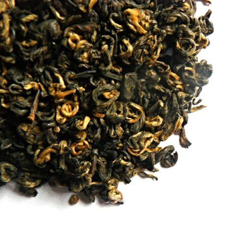 Black Spiral Tea