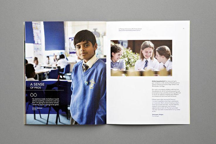St-Thomas-Canterbury-School-Head-Boy Prospectus by ckd