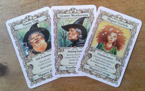 Ready Up » The Witches: A Discworld Game