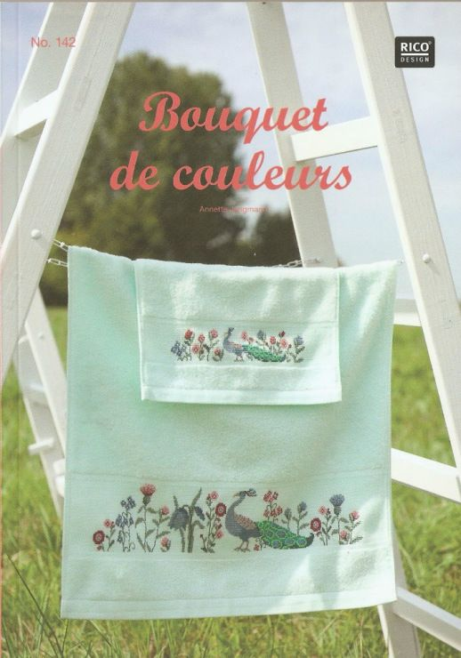 Rico Band 142-Bouquet de couleurs