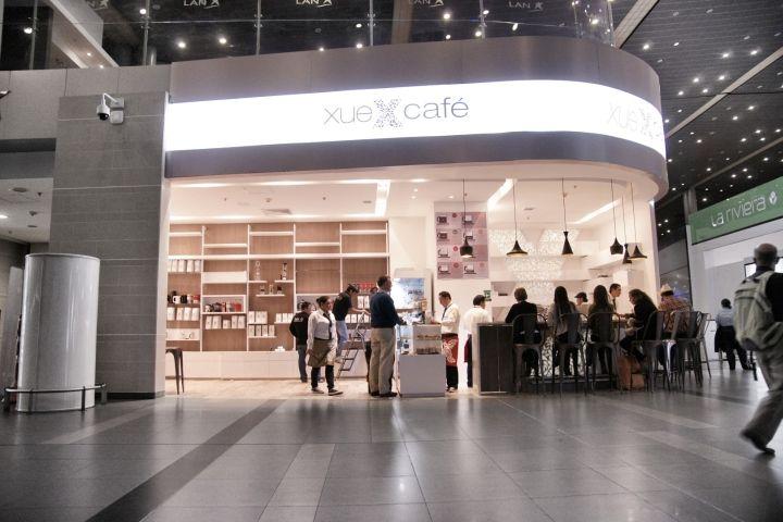 Xue café by Dek-O, Bogota – Colombia » Retail Design Blog