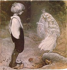 Pixies are mythical creatures of folklore, considered to be particularly concentrated in the high moorland areas around Devon and Cornwall, suggesting some Celtic origin for the belief and name - akin to the Irish sidhe believed to inhabit ancient underground ancestor sites such as stone circles, barrows, quoits or standing stones.