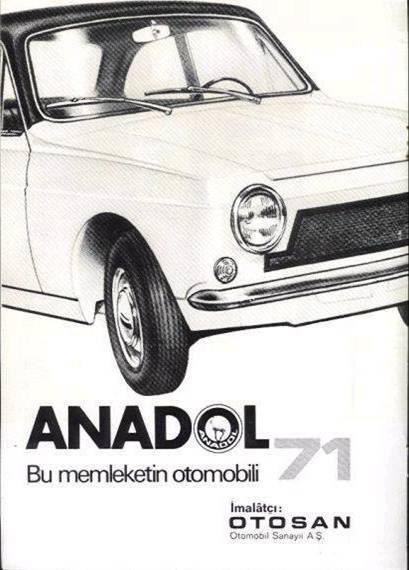 """Legend of Turkey """"Anadol"""""""