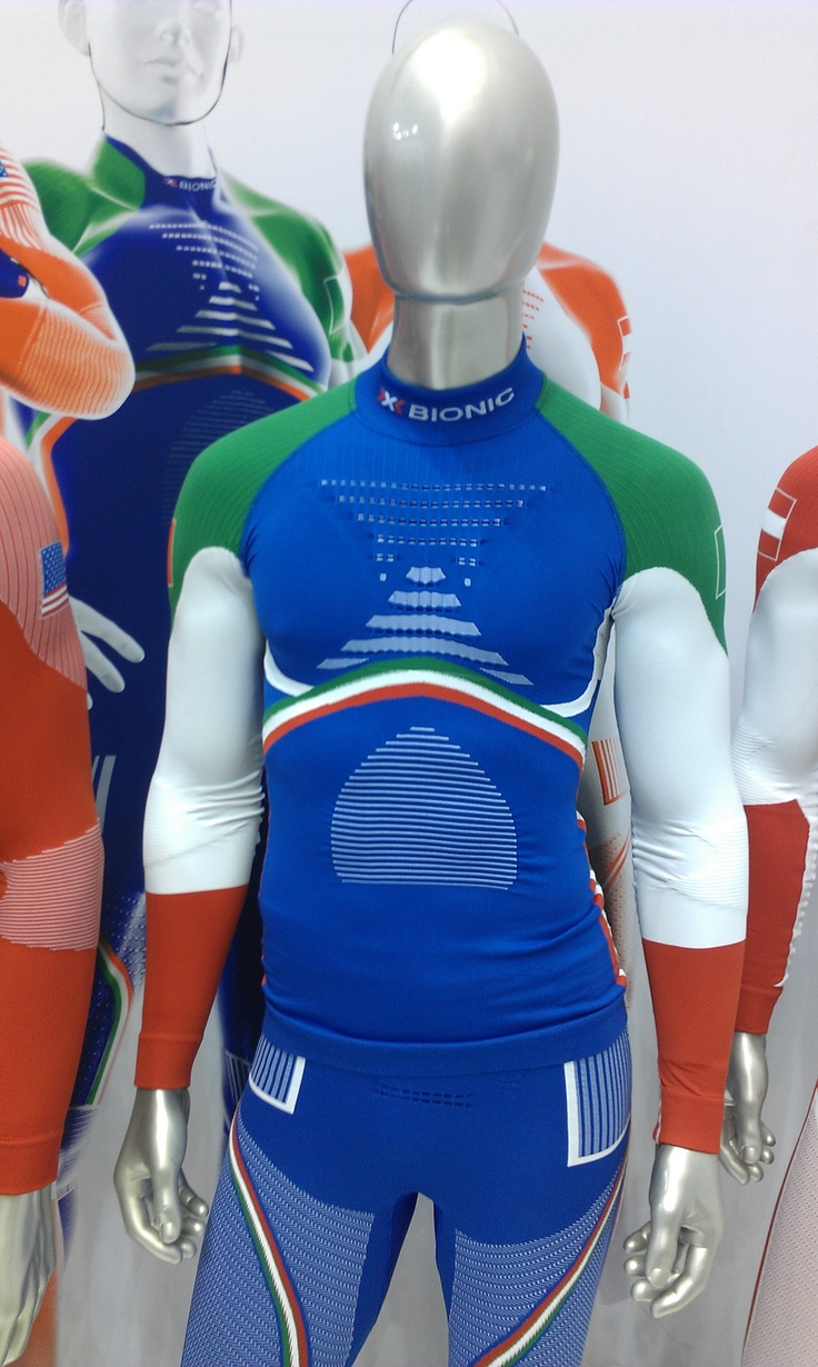 X-BIONIC® Energy Accumulator® EVO World Champion Edition Italy