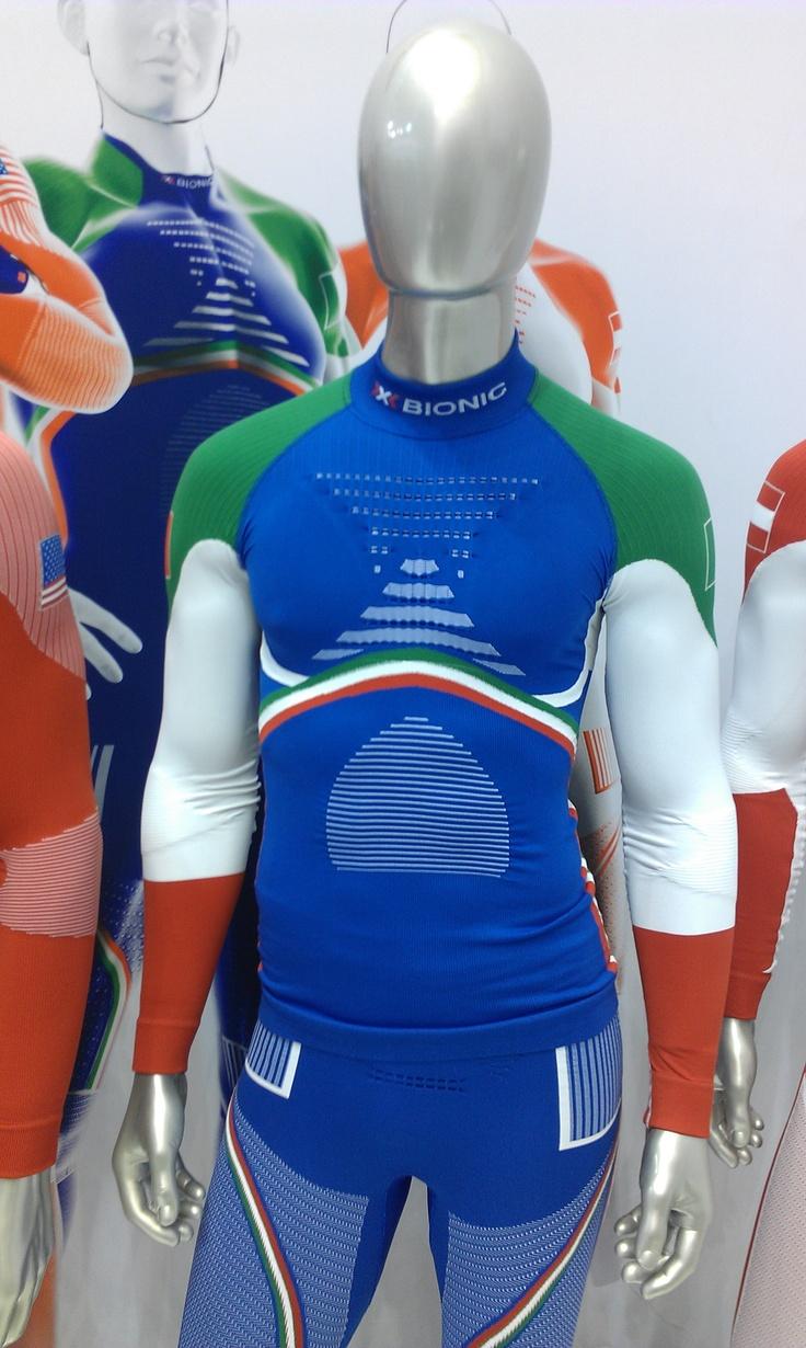 X-BIONIC® Energy Accumulator® EVO World Champion Edition Italy