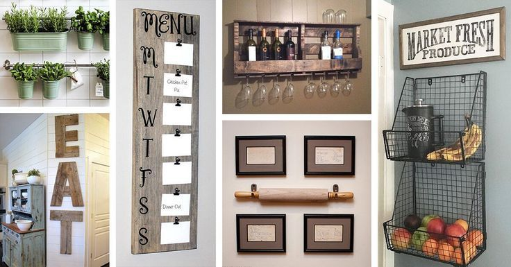 Shabby Chic Western Kitchen Diy Walls Old In 2020 Rustic Wall Decor Country