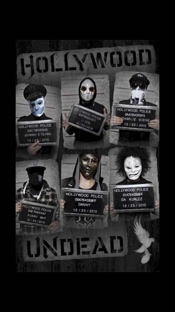 Hollywood Undead Wallpaper Hollywood Undead Undead Hollywood