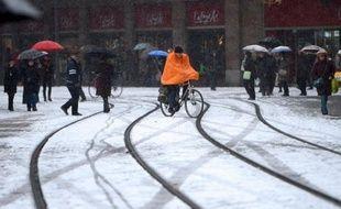 Météo : De la neige, même en plaine, la semaine prochaine