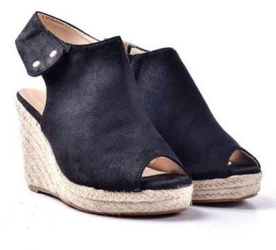 HUNT4SHOP: Sandale cu platforma - 59 ron