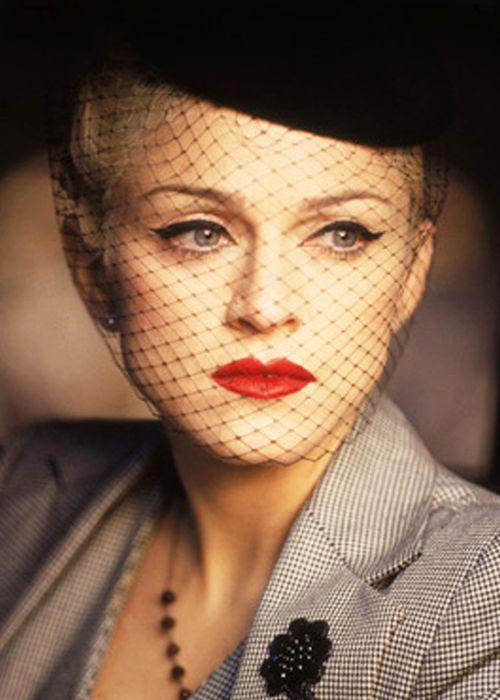 Madonna in 'Evita' (1996).