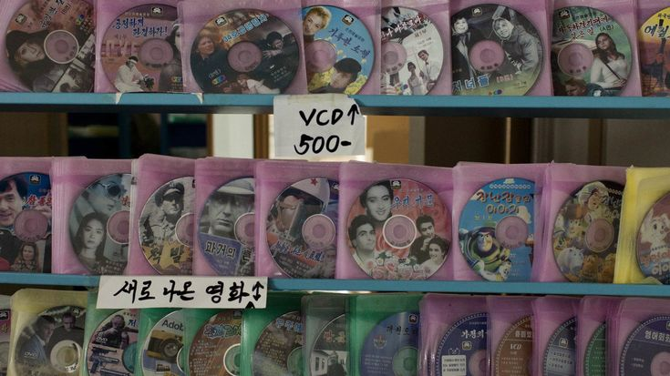 Watching Foreign Movies Is Illegal In North Korea, But Some Do It Anyway : NPR